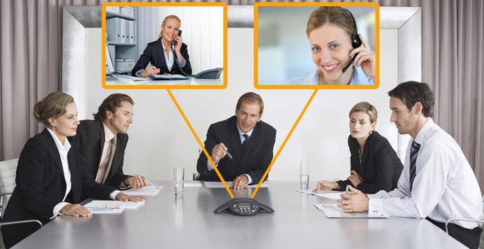 Operator Assisted Conference Calling Benefits