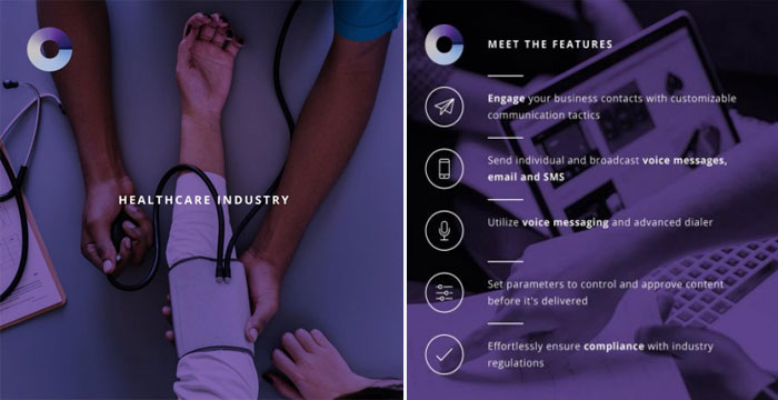 How the Omnigage Advanced Messaging Platform Can Benefit the Healthcare Industry
