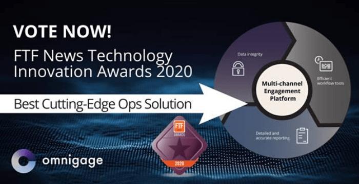 FTF News Technology Innovation 2020 Awards