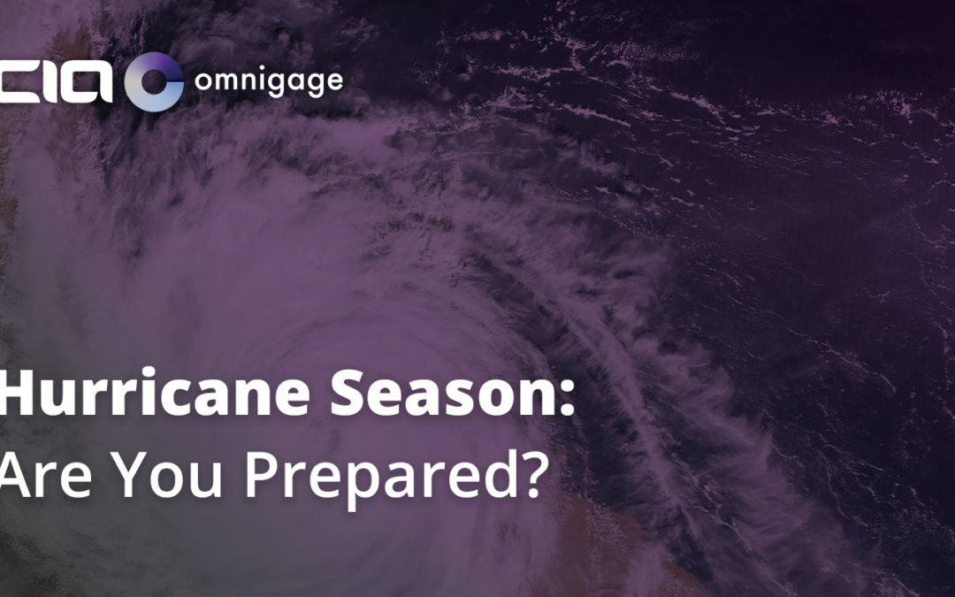 Hurricane Season: Are You Prepared?