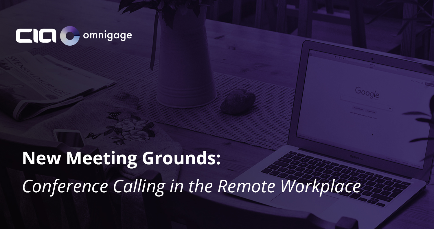 New Meeting Grounds: Conference Calling in the Remote Workplace