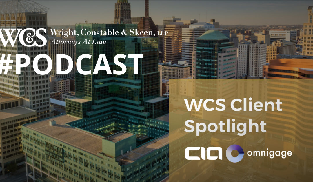 Thomas Bermingham a Guest on Wright, Constable & Skeen, LLP. Client Spotlight Podcast