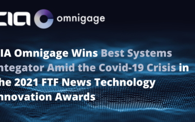 CIA Omnigage Named Best Systems Integrator Amid The Covid-19 Crisis 2021